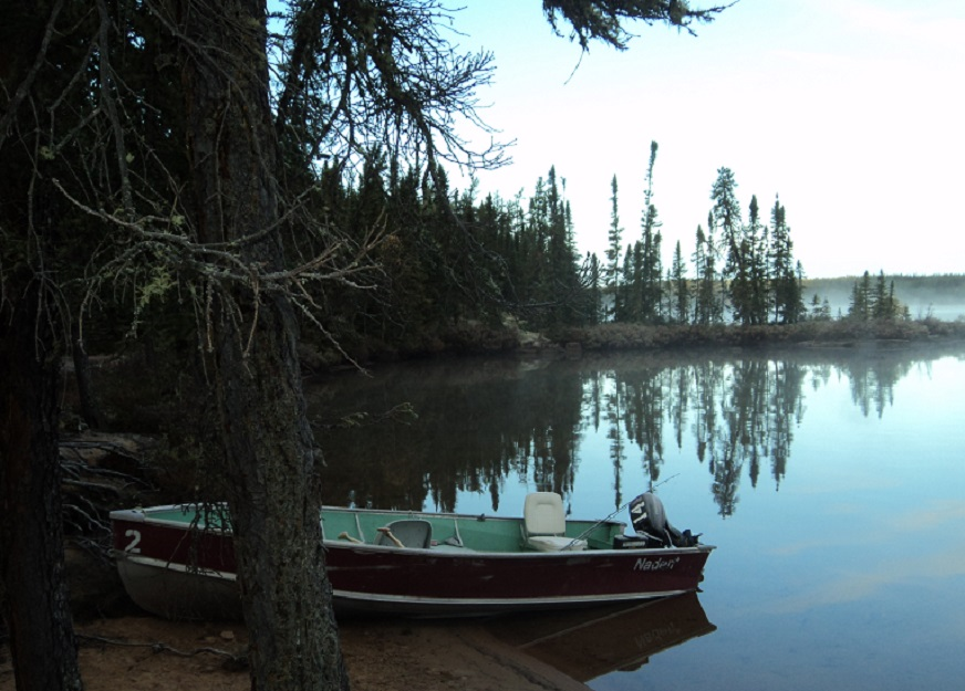 Holt Lake Lodge. World class fishing and bear hunting.